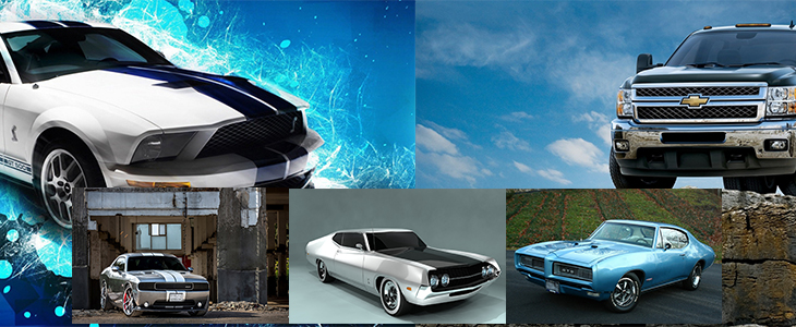 Stunning Muscle Cars Hd Wallpapers Wallpaperfx Blog
