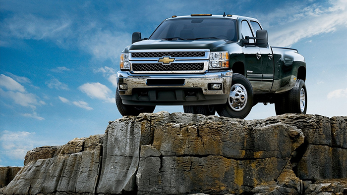Chevrolet Silverado Wallpaper