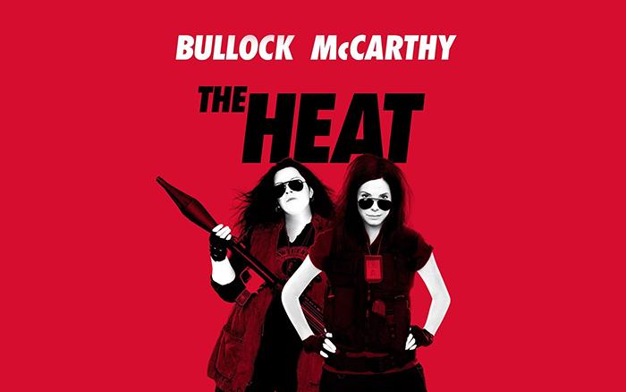 The Heat Wallpaper