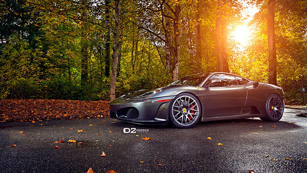 Amazing Ferrari By D2forged 1920x1080 Wallpaper 11489