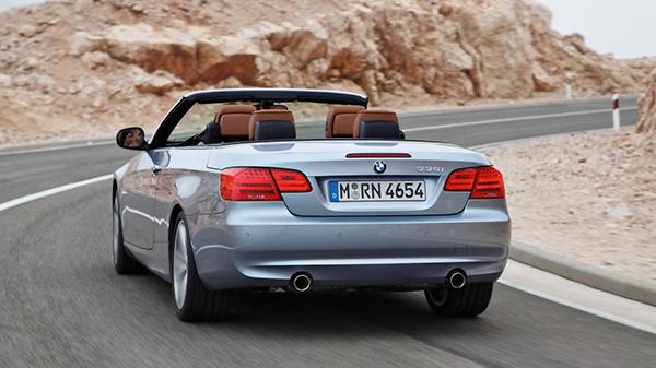BMW 3 Series Silver Wallpaper