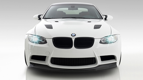 GTS3 BMW M3 Front Wallpaper